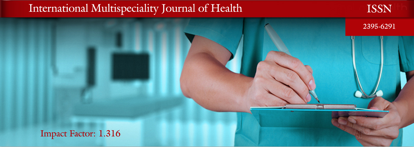 IMJH: Medical Research Journal